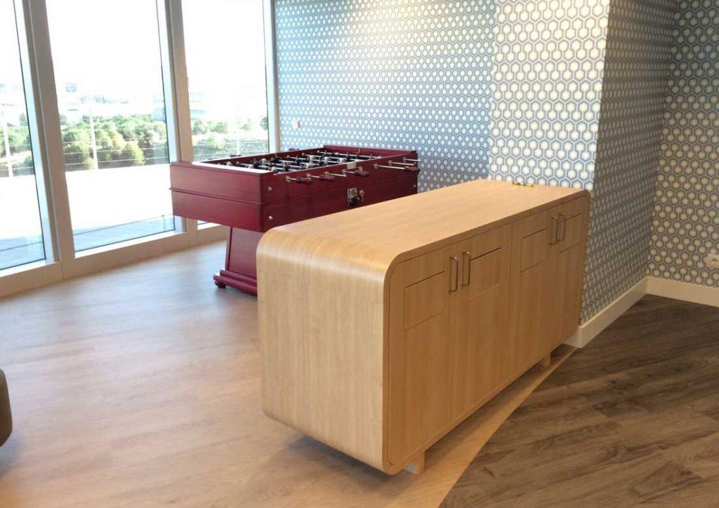 Mobiliario para oficinas unifust for Mobiliario de oficina malaga